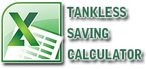 The Tankless Cost Estimate Calculator